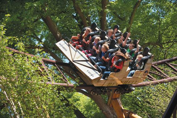11 Recensies Van Attractiepark Duinrell In Wassenaar