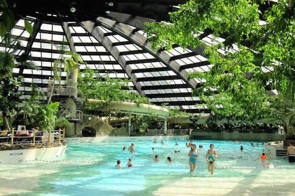 Aqua Mundo Kempervennen.Aqua Mundo Overzicht Bij Center Parcs De Kempervennen In