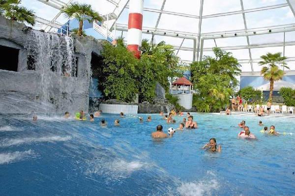 Center Parcs Zandvoort Zwembad.Center Parcs Park Zandvoort Zandvoort Informatie Foto S Reviews