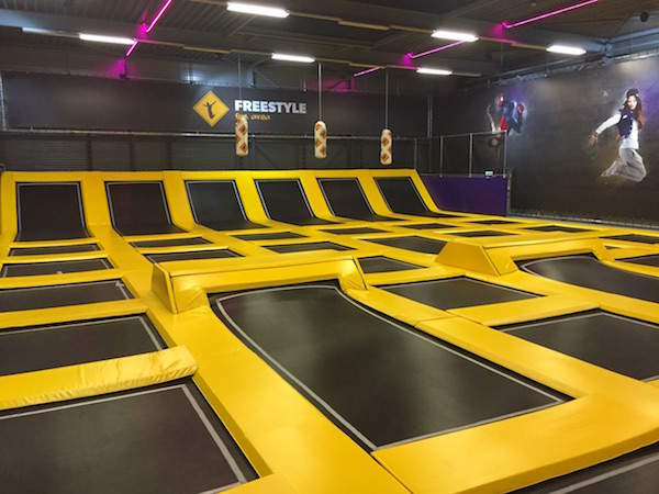 Jumpsquare Fun Area