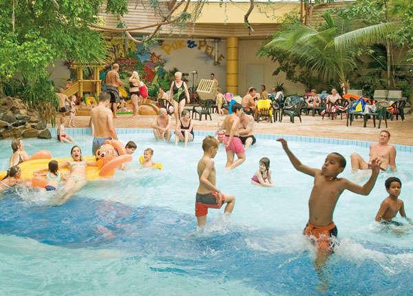 Korting Voor Zwembad Landal Het Vennenbos In Hapert Fijnuitnl