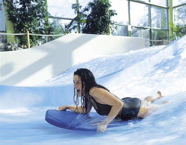 Center Parcs Eemhof flowrider