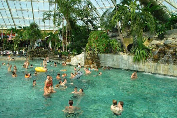 Center Parcs Zwemmen.Review Dagje Uit Zwemmen Bij Center Parcs De Eemhof Aqua