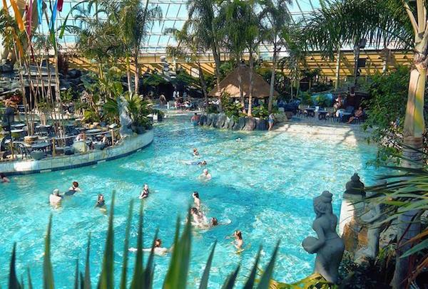 Subtropisch zwembad amsterdam: de leukste subtropische zwembaden