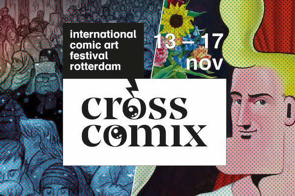 Cross comic art festival