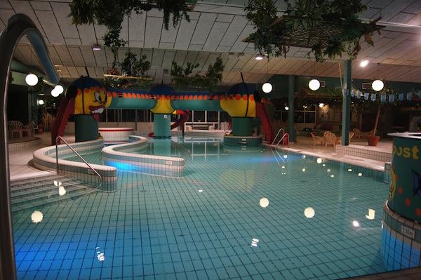 Zwemplezier In Het Recreatiebad