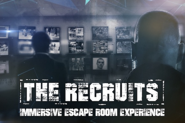 Immersive escape room