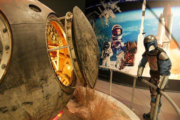 ... & Prijzen van Space Expo Noordwijk in Noordwijk - Fijnuit.nl