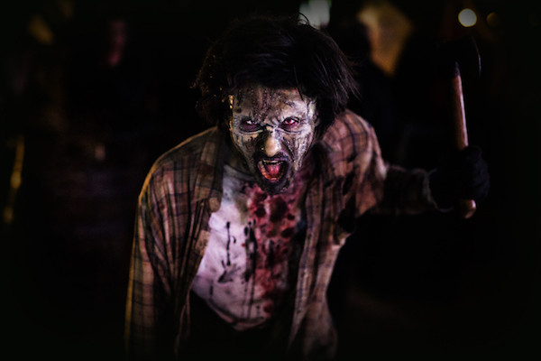 Walibi Fright Nights Quarantine