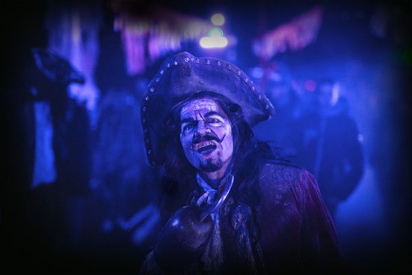 Fright Nights Pirate's Cove Scare Zone